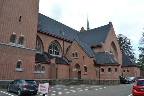 Sint-Niklaas Gladiolenstraat zonder nummer