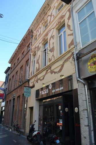 Sint-Niklaas Nieuwstraat 6A-B