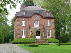 Landhuis in Beaux-Artsstijl