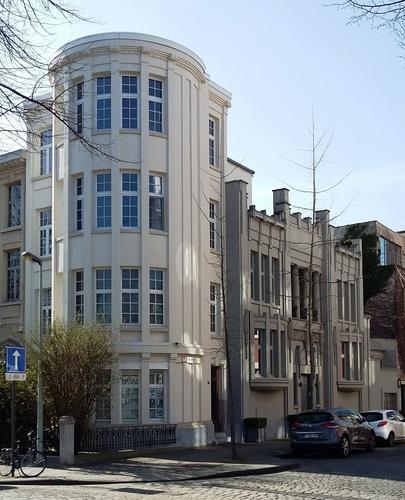 Antwerpen Koninklijkelaan 43 Hilda Ramstraat 57-59