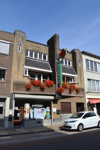 Sint-Niklaas Truweelstraat 118-120