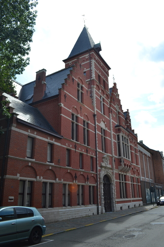 Sint-Niklaas Zamanstraat 49A-B