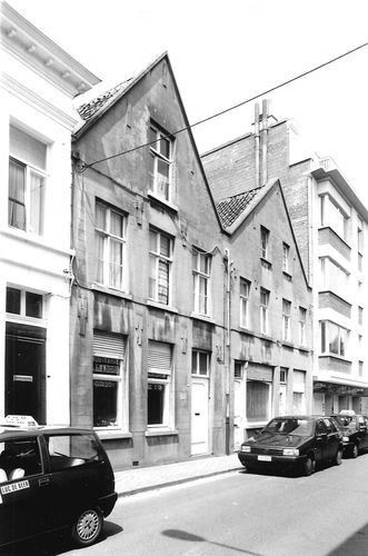 Oudenaarde Einestraat 44-46-48