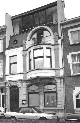 Oudenaarde Generaal Pershingstraat 4