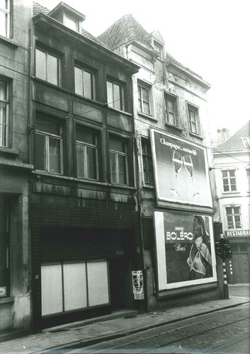 Antwerpen Kipdorp 2, Sint-Katelijnevest 1