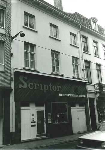 Antwerpen Kipdorp 22