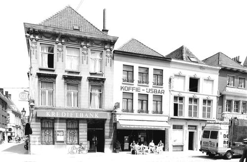 Oudenaarde Hoogstraat 19-17-15