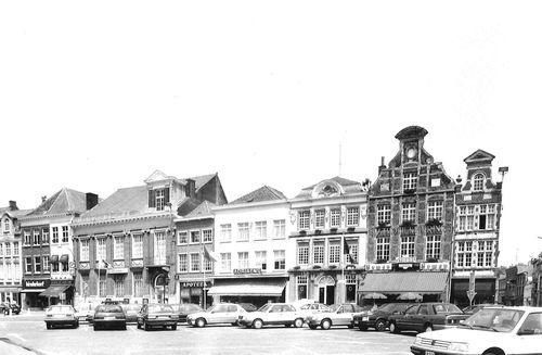 Oudenaarde Markt 2-8