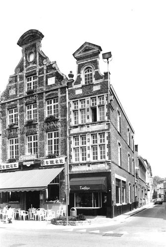 Oudenaarde Markt 7-8
