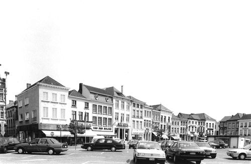 Oudenaarde Markt 9-22