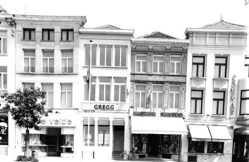 Oudenaarde Markt 14-15