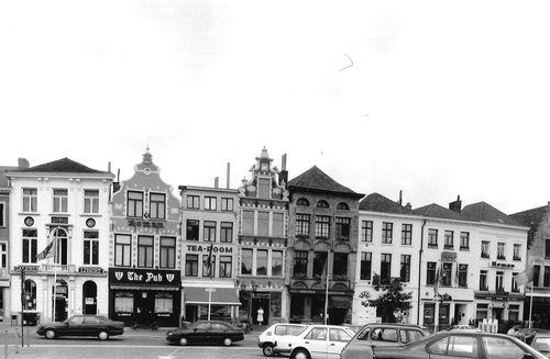 Oudenaarde Markt 26-33