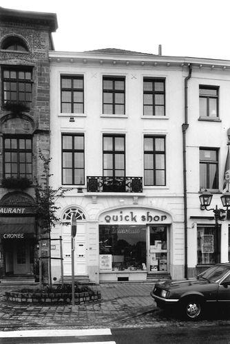 Oudenaarde Markt 31