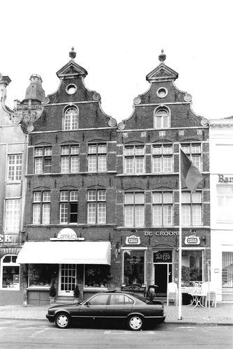 Oudenaarde Markt 52-53