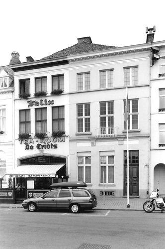 Oudenaarde Markt 58-59