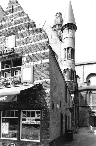 Oudenaarde Sint-Walburgastraat zonder nummer