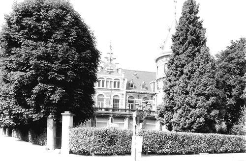 Oudenaarde Parkstraat 2-4