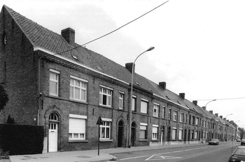 Oudenaarde Prins Leopoldstraat 54-98