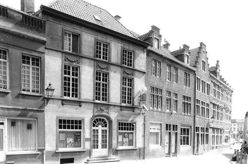 Oudenaarde Sint-Walburgastraat 17-20