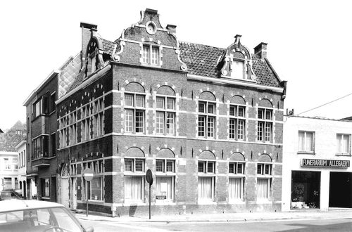 Oudenaarde Voorburg 12