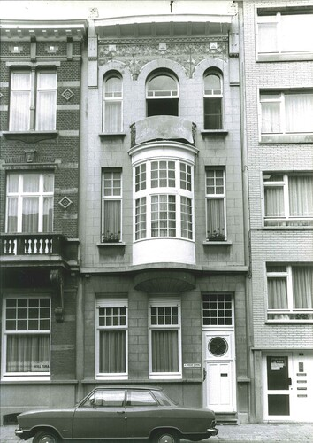 Antwerpen Miraeusstraat 6