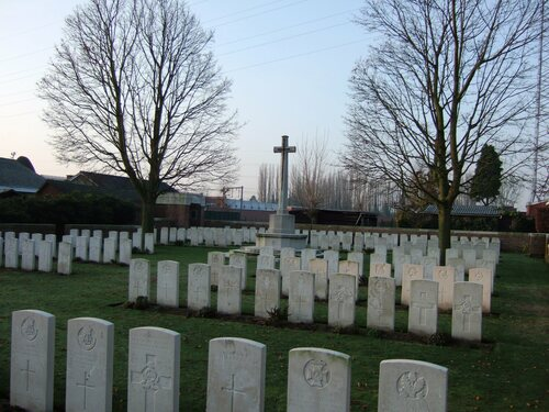 Vichte Military Cemetery