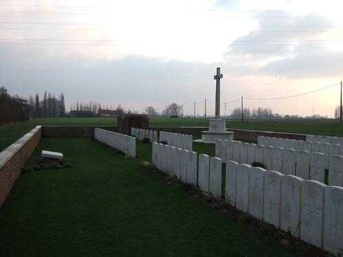 Kezelberg Military Cemetery