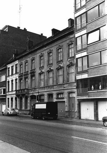 Gent Gustaaf Callierlaan 200-203 (anno 2021: nummers 231-233, gesloopt)