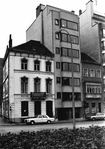 Gent Gustaaf Callierlaan 264 (anno 2021: nummer 299, gesloopt)