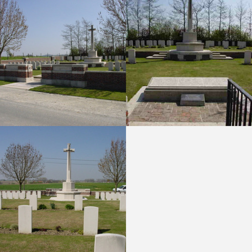 Godezonne Farm Cemetery