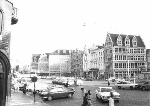 Gent Korenmarkt 14-3