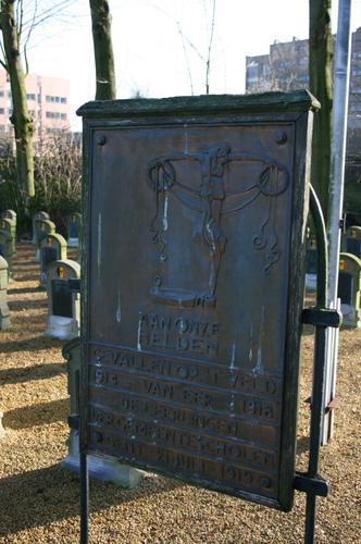 Oorlogsgedenkteken Belgische soldaten