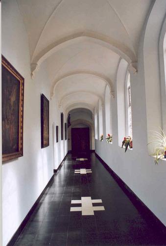 Klooster en kerk van de Minderbroeders