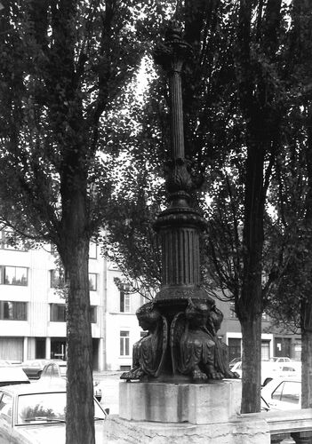 Gent Sint Pietersplein zonder nummer