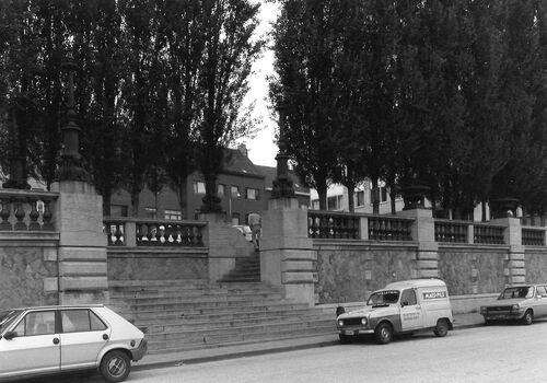 Gent Sint-Pietersplein zonder nummer