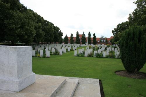 Belgian Battery Corner Cemetery