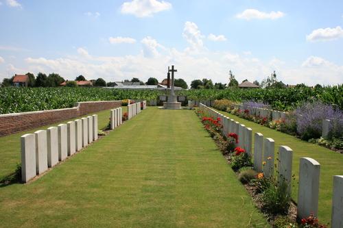 Wieltje Farm Cemetery