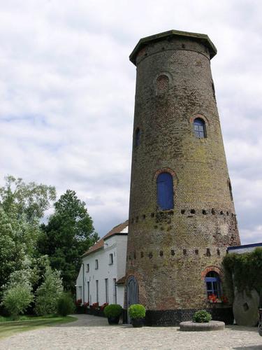 Jabbeke Oude Bruggeweg 3 Molenromp