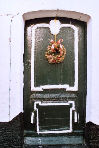 Jabbeke Stalhille Kalsijdeweg 1C deur