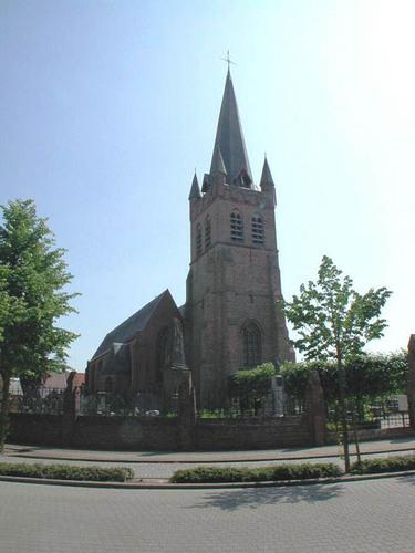 Jabbeke Oude Dorpsweg 75 Kerk