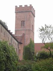 Bijgebouwen bij kasteel   Bulskampveld