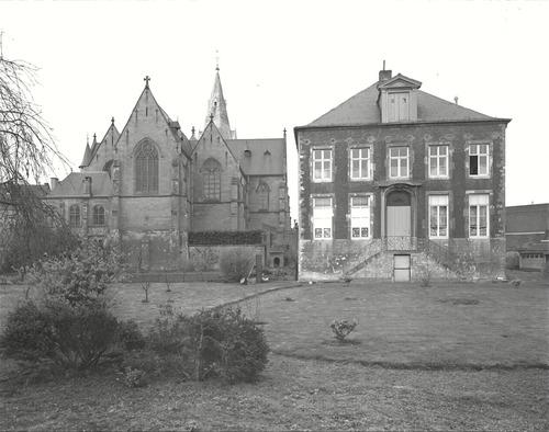 Denderleeuw Dorp 18 pastorie
