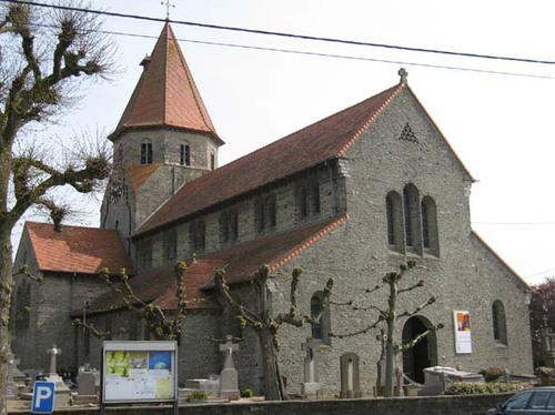 Wielsbeke St.-Bavostraat zonder nummer Sint-Bavokerk