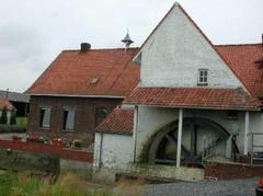Hoeve met watermolen Hof ter Walskerke
