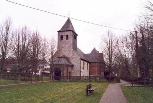 Anzegem Kerkdreef 1 Parochiekerk Sint-Stephanus en Sint-Theodoricus