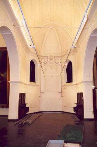 Anzegem Kerkdreef 1 Interieur van parochiekerk Sint-Stephanus en Sint-Theodoricus