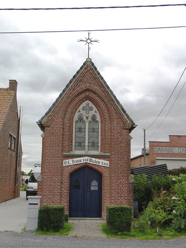 Gentstraat znr rechts van nr 180 kapel